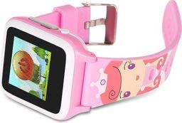 Smartwatch GSM City X02S Różowy  (11517-uniw)