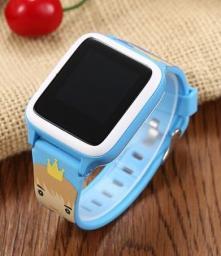 Smartwatch GSM City X02S Niebieski  (11518-uniw)