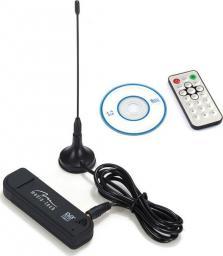 Media-Tech Tuner do odbioru naziemnej cyfrowej telewizji DVB-T STICK LT + Pilot (MT4171)