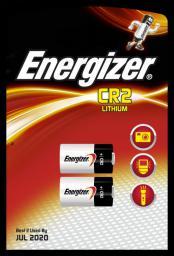 Energizer Bateria CR2 2szt.