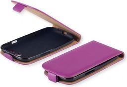 GSM City Etui Flip Case do LG X Screen fioletowe