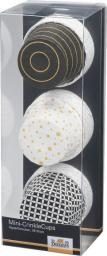 Birkmann Papilotki Mini Crinkle  christmas glamour 5 cm (442641)