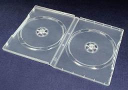 Esperanza DVD Box 2 Bezbarwny 14 mm