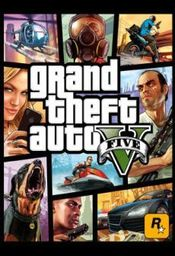 Grand Theft Auto V + Megalodon Shark Cash Card Rockstar Key GLOBAL