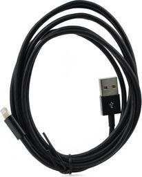 Kabel USB LG KABEL USB IPHONE 5 5S 6 6S 7 6PLUS 7PLUS CZARNY 2M