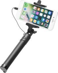 Selfie stick GSM City UCHWYT DO SELFIE LIGHTNING CZARNY IPHONE