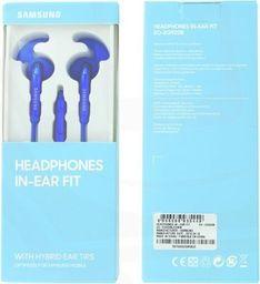 Słuchawki Samsung ZESTAW SŁUCHAWKOWY SAMSUNG EO-EG920BLEGWW 3.5MM EB