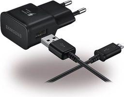 Ładowarka Samsung ŁADOWARKA SIECIOWA SAMSUNG EP-TA20EBE+ECB-DU5ABE MICRO USB 2.0A