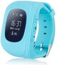 Smartwatch GSM City Q50 Niebieski  (4535-uniw)