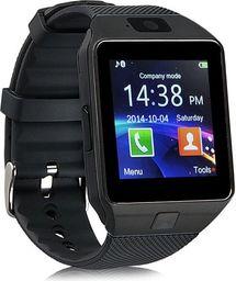 Smartwatch GSM City SMARTWATCH ZEGAREK DZ-09 KAMERA CZARNY