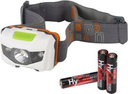 Ansmann Latarka czołowa HC LED Headlight biała (00817)