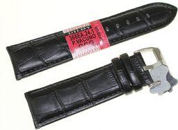 Diloy Skórzany pasek do zegarka 24 mm Diloy 368EA.24.1