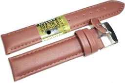 Diloy Skórzany pasek do zegarka 18 mm Diloy 302.18.8