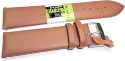 Diloy Skórzany pasek do zegarka 22 mm Diloy 301.22.3