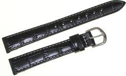 Bisset Skórzany pasek do zegarka Bisset 14 mm BS-110.14.12.01