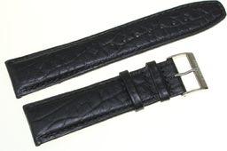 Bisset Skórzany pasek do zegarka Bisset 22 mm BS-104.22.20.01