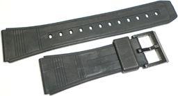 Diloy Pasek zamiennik 204F1 do zegarka Casio DBC-60 22 mm