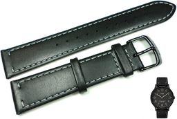 Timex Pasek do zegarka Timex TW2P95900 PW2P95900 20 mm Skóra