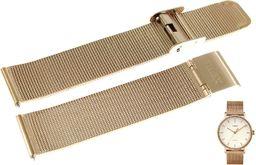 Timex Bransoleta do zegarka Timex TW2R26400 PW2R26400 18 mm Stal