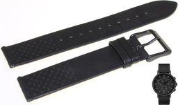 Timex Pasek do zegarka Timex TW2R26800 PW2R26800 20 mm Skóra