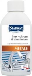 Starwax Aluminium, inoks & chrom (43170)