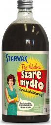 Starwax Szare mydło na oliwie z oliwek zapach eukaliptusowy (43875)