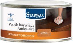 Starwax Wosk barwiący Drewno woskowane – wiśnia (43552)