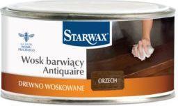 Starwax Wosk barwiący Drewno woskowane – orzech (43551)