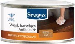 Starwax Wosk barwiący Drewno woskowane – średni dąb (43549)
