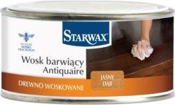 Starwax Wosk barwiący Drewno woskowane – jasny dąb (43548)