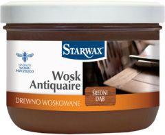 Starwax Wosk antiquaire średni dąb (43091)