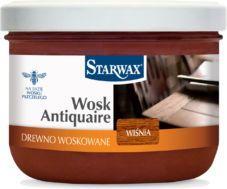 Starwax Wosk do drewna antiquaire wiśnia (43090)