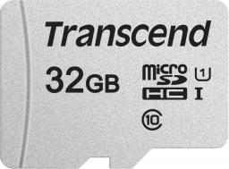 Karta MicroSD Transcend SDHC 32GB Class 10 95MB/s