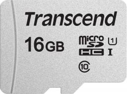Karta MicroSD Transcend SDHC 16GB Class 10 95MB/s