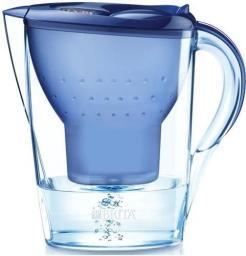 Dzbanek filtrujący Brita Marella XL MXplus niebieska + butelka fill&go