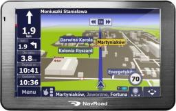 Nawigacja GPS NavRoad DRIVE HD AutoMapa EU