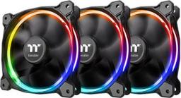 Thermaltake Riing 12 LED RGB 3-pack (CL-F071-PL12SW-A)