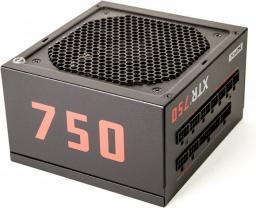 Zasilacz XFX Zasilacz XTR2 750W Full Modular (80+ Gold, 6xPEG, 120mm, Single Rail) -P1-0750-XTR2