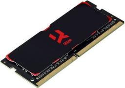 Pamięć do laptopa GoodRam SODIMM   IRDM DDR4,    4GB,  2666MHz,  CL16 (IR-2666S464L16S/4G)
