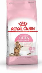 Royal Canin Kitten Sterilised karma sucha dla kociąt od 4 do 12 miesiąca życia, sterylizowanych 3.5kg