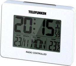 Stacja pogodowa Telefunken FUD-40 biała