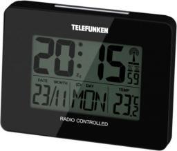 Stacja pogodowa Telefunken FUD-40 czarna