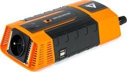 Przetwornica AZO Digital Samochodowa przetwornica napięcia 12 VDC / 230 VAC IPS-1200 1200W