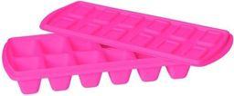 Plast Team Pojemnik Na Kostki Lodu Lód 1808 Różowy Plast Team