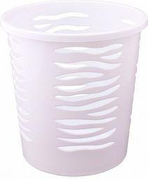 Kosz na śmieci Branq 10L biały (BRA000003)