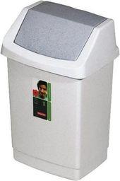 Kosz na śmieci Curver Click-It uchylny 15L granit (CUR000109)
