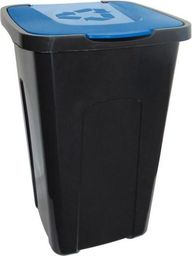 Kosz na śmieci Keeeper do segregacji 50L niebieski (GRE000171)