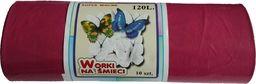 Motyle Worki 120l G A10 Czerwone