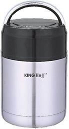 KingHoff Termos 800ml srebrny (KH-4375)