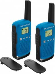 Krótkofalówka Motorola TLKR T42 Niebieskie